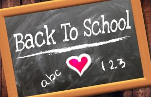 back to school house cleaning